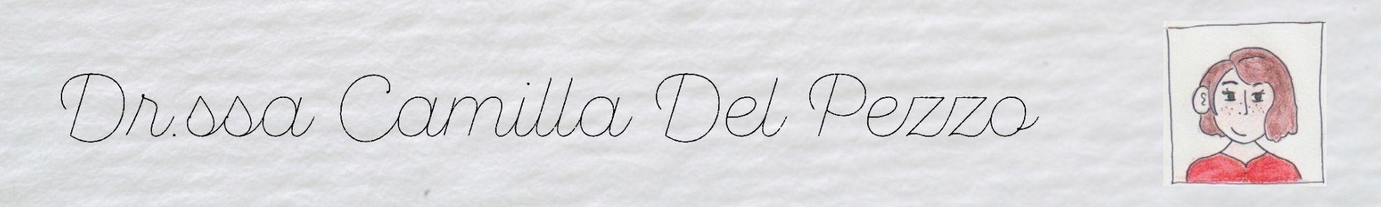 Dottoressa Camilla Del Pezzo