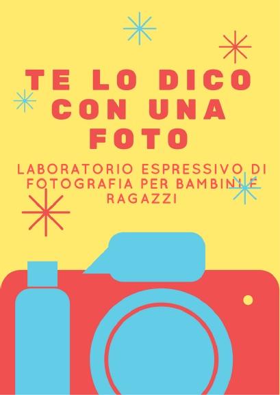 Laboratorio espressivo di fotografia